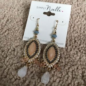 Simply Noelle Dangle Earrings
